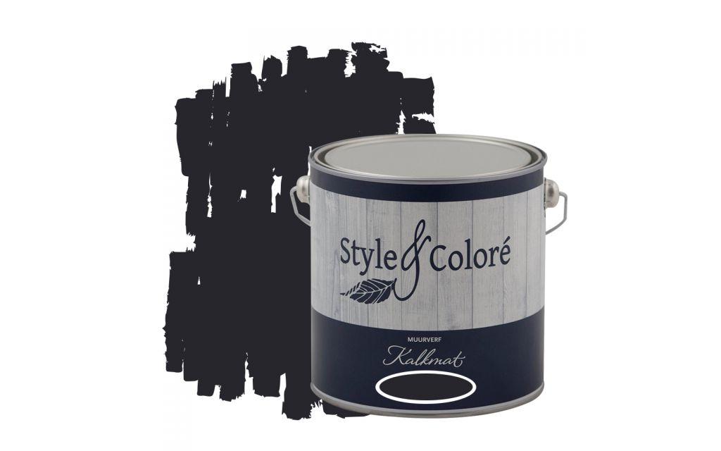 Black Velvet muurverf kalkmat