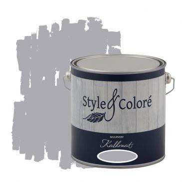 Really Grey muurverf kalkmat