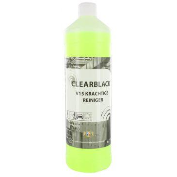 Clearblack krachtige ontvetter 1 liter